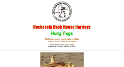 Preview of hockessinhash.org