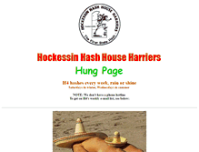 Tablet Preview of hockessinhash.org